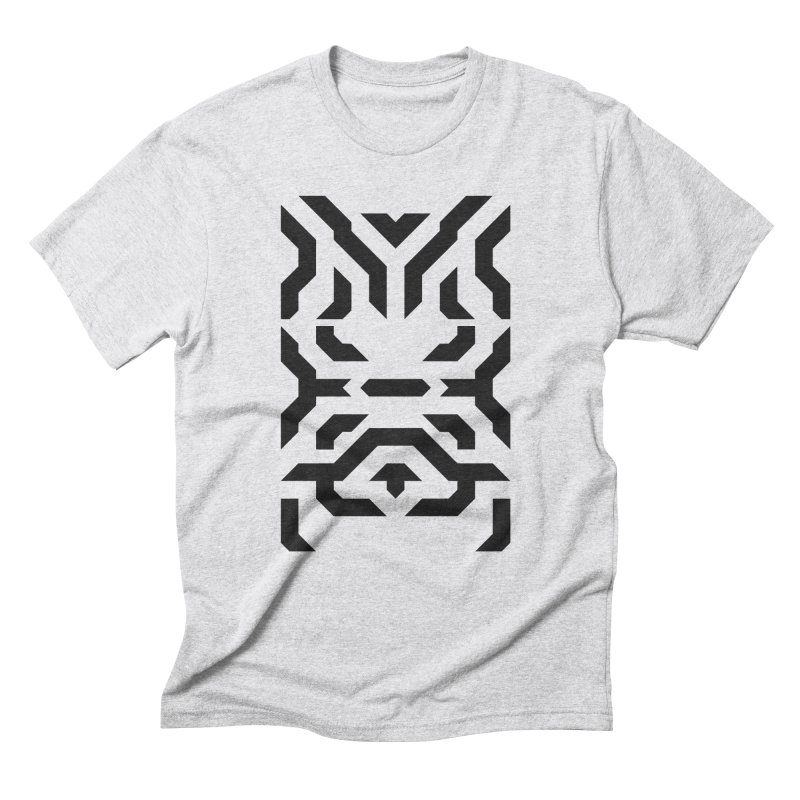 Totem Eye Men's Triblend T-Shirt by Upper Realm Shop