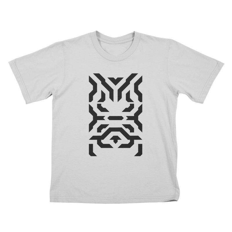 Totem Eye Kids T-Shirt by Upper Realm Shop