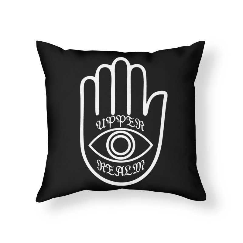 Upper Realm Advisor Home Throw Pillow by Upper Realm Shop