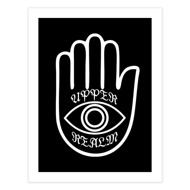 Upper Realm Advisor Home Fine Art Print by Upper Realm Shop