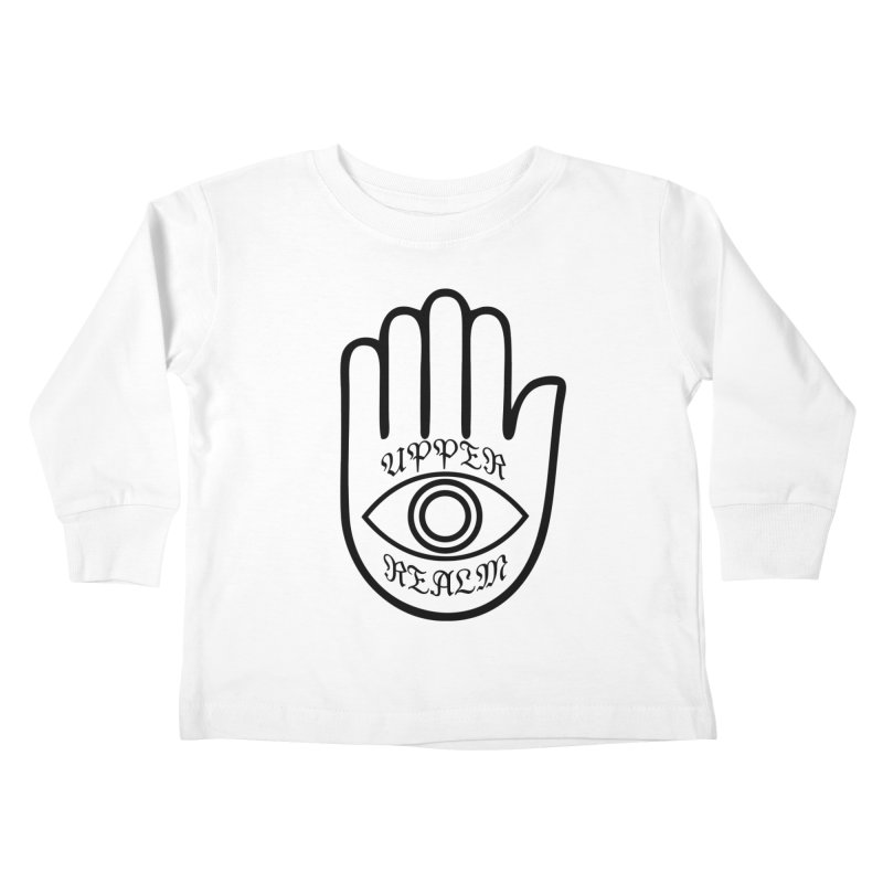 Upper Realm Advisor Kids Toddler Longsleeve T-Shirt by Upper Realm Shop