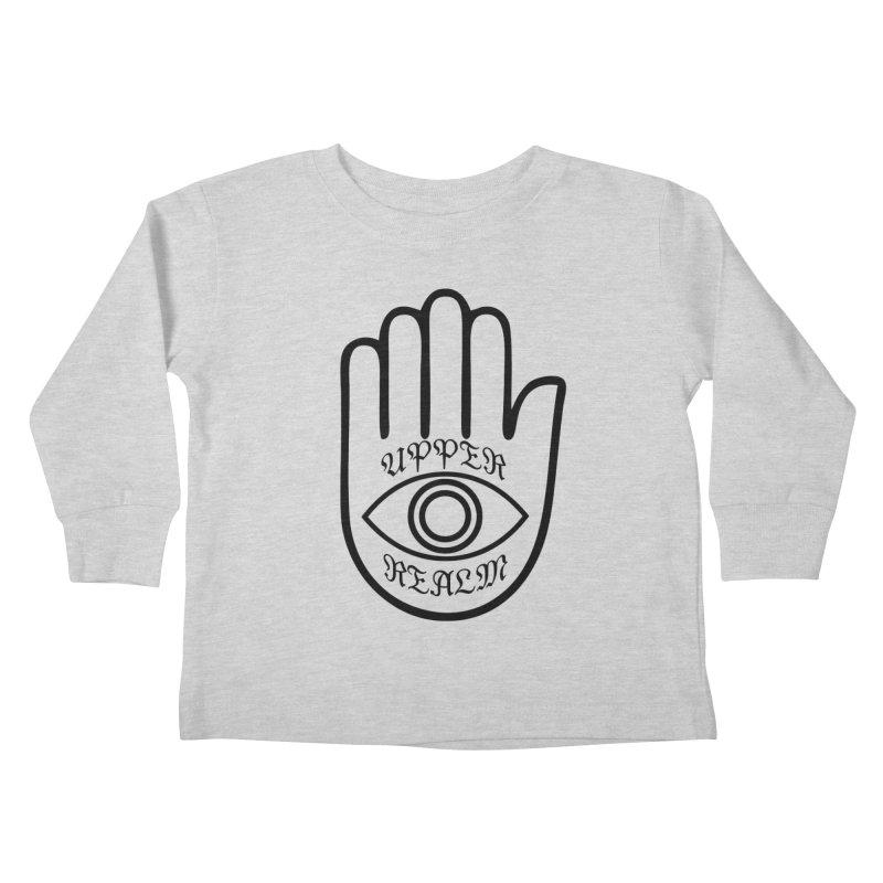 Upper Realm Advisor Kids Toddler Longsleeve T-Shirt by Upper Realm Shop
