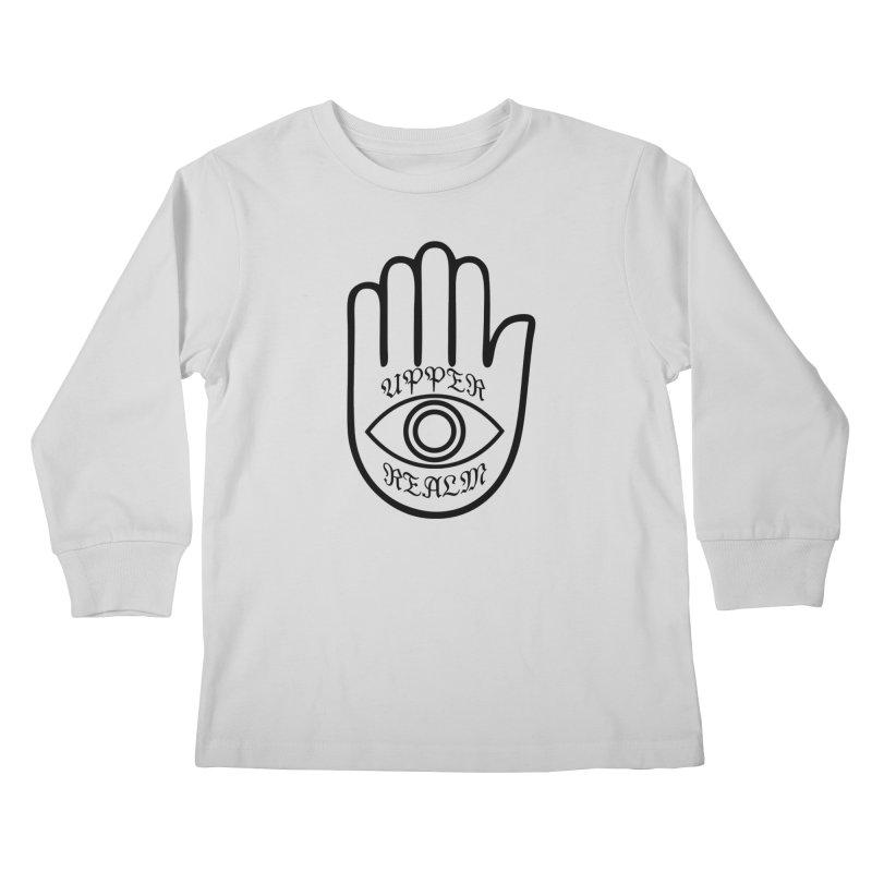 Upper Realm Advisor Kids Longsleeve T-Shirt by Upper Realm Shop