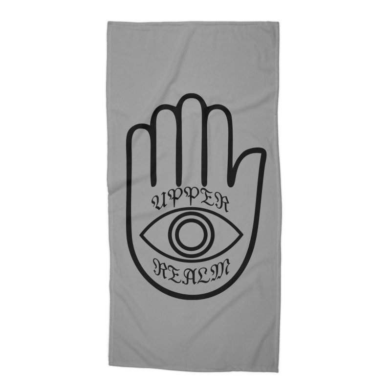 Upper Realm Advisor Accessories Beach Towel by Upper Realm Shop