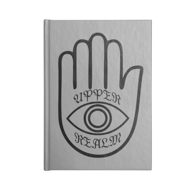 Upper Realm Advisor Accessories Lined Journal Notebook by Upper Realm Shop