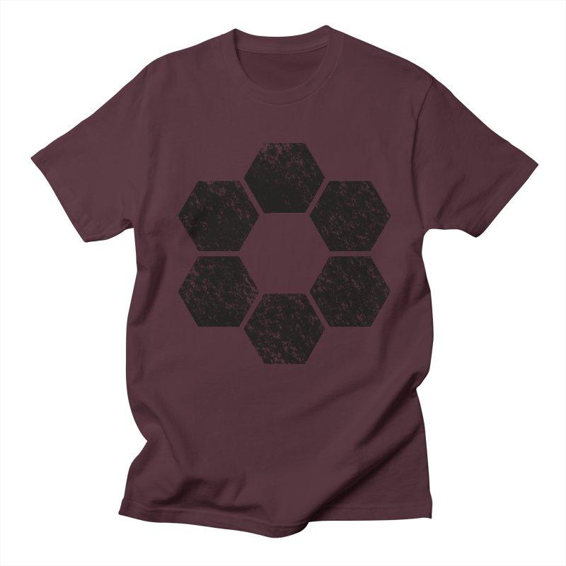 Kamon Lunar  Men's Regular T-Shirt by Upper Realm Shop