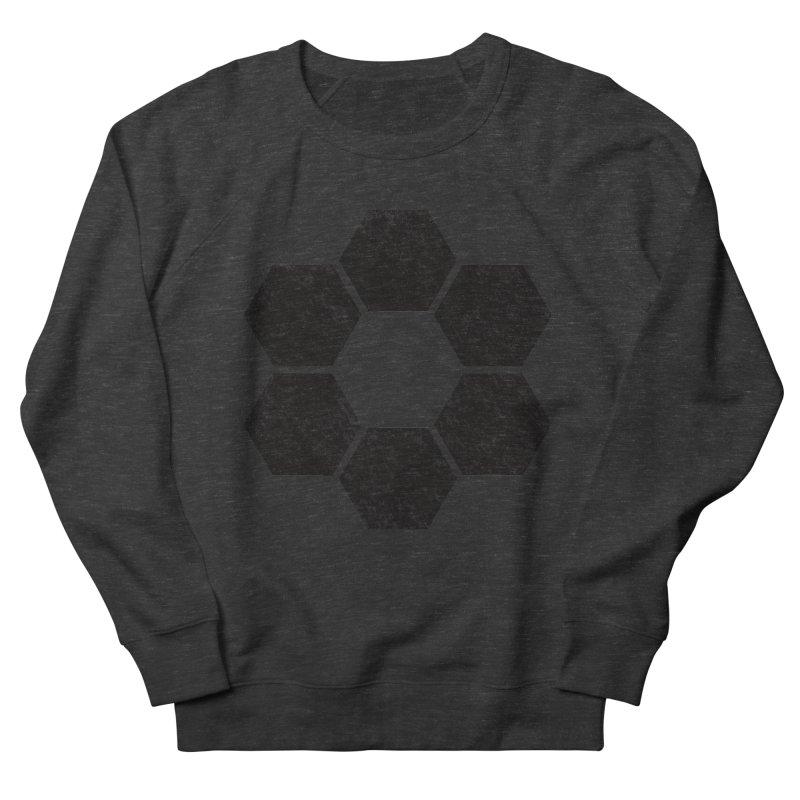 Kamon Lunar  Men's French Terry Sweatshirt by Upper Realm Shop