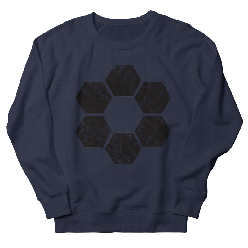 Kamon Lunar  Men's French Terry Sweatshirt by Upper Realm Shop