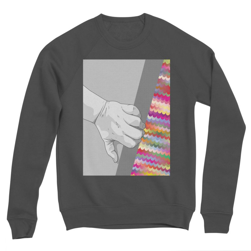 let me out of here Women's Sponge Fleece Sweatshirt by upso's Artist Shop