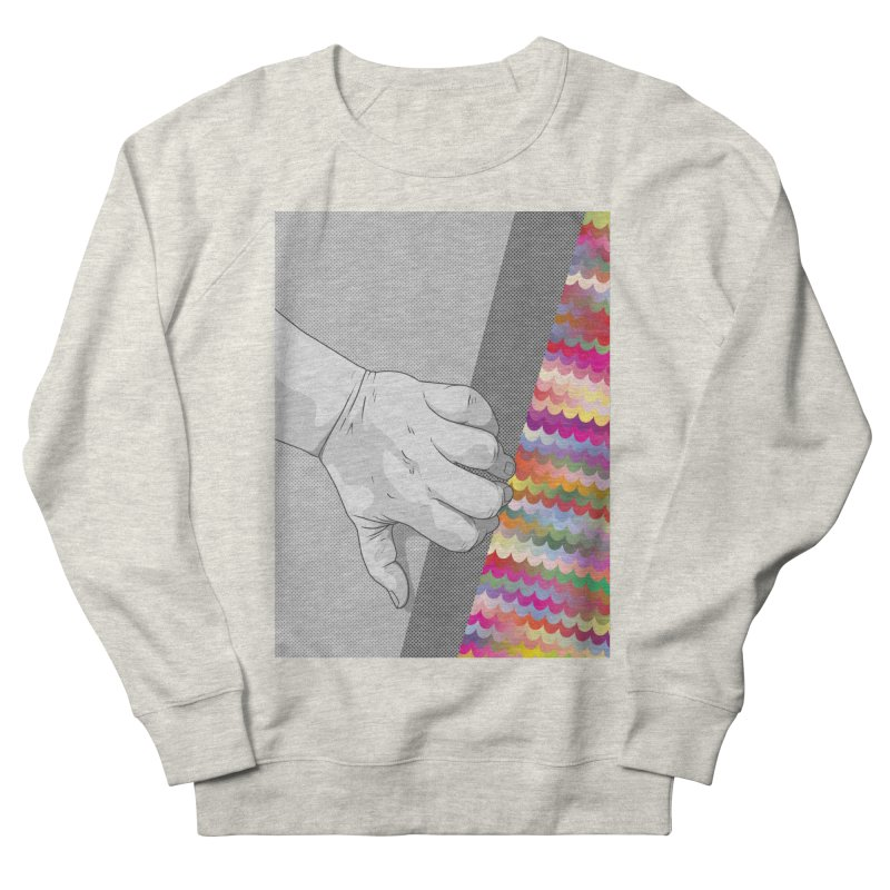 let me out of here Men's French Terry Sweatshirt by upso's Artist Shop