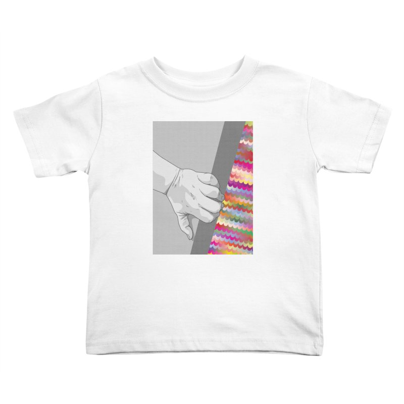 let me out of here Kids Toddler T-Shirt by upso's Artist Shop