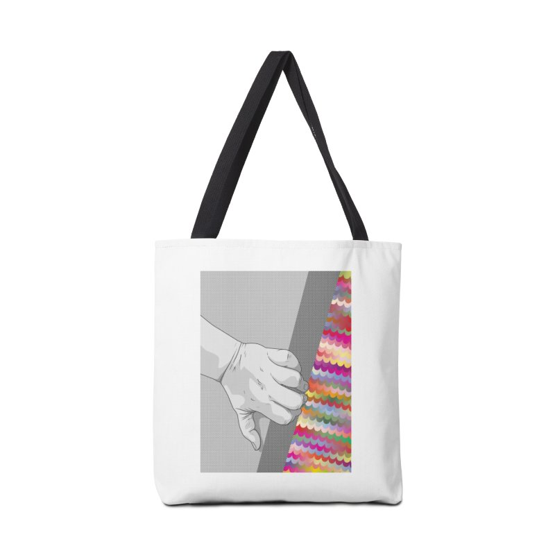 let me out of here Accessories Tote Bag Bag by upso's Artist Shop
