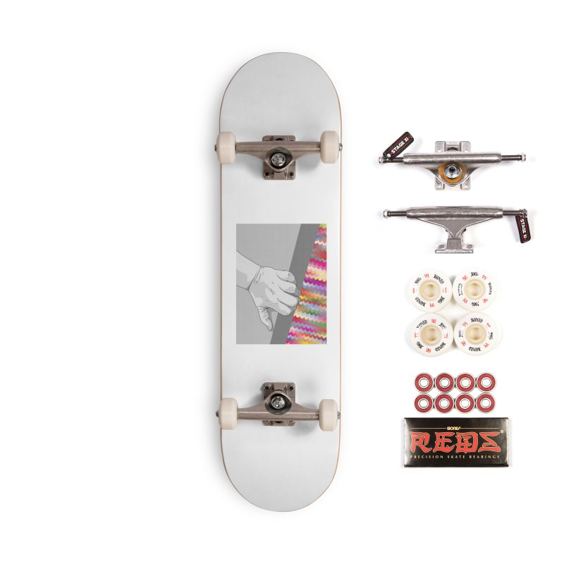 let me out of here Accessories Complete - Pro Skateboard by upso's Artist Shop