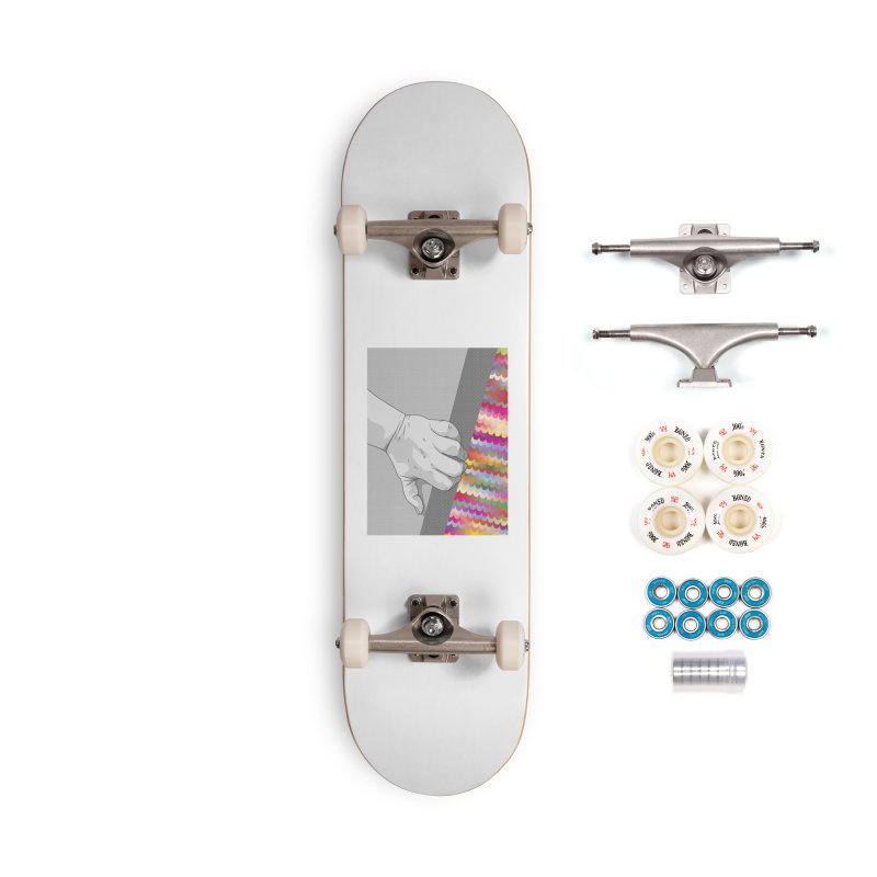 let me out of here Accessories Complete - Premium Skateboard by upso's Artist Shop