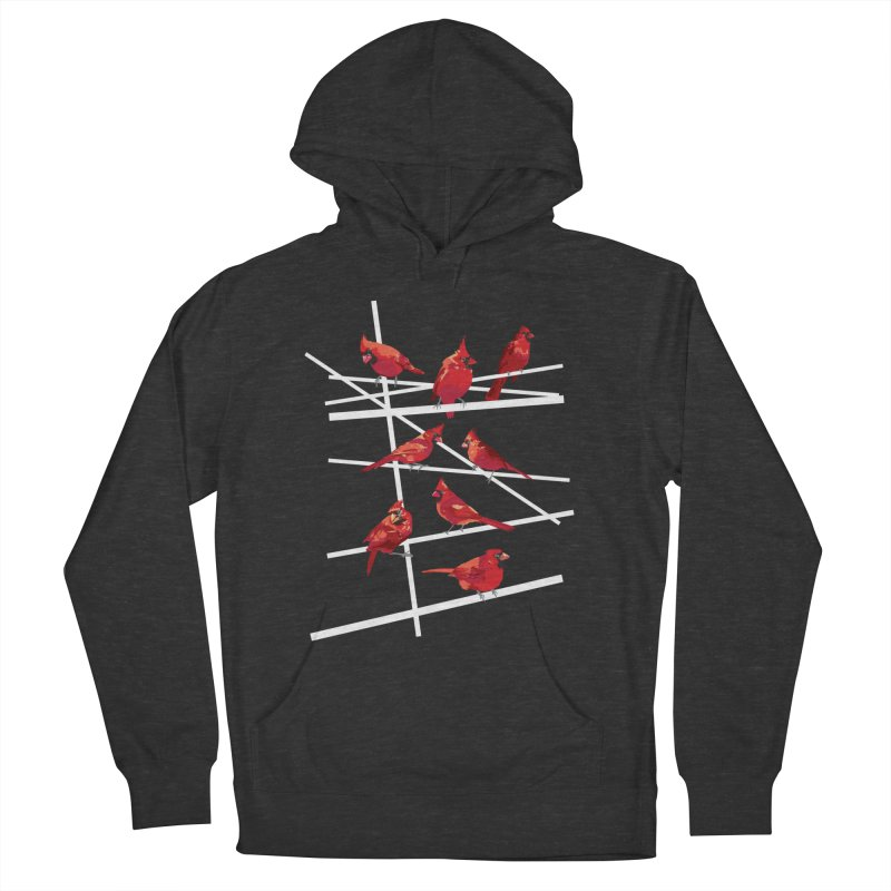 cardinal collection #1 Men's Pullover Hoody by upso's Artist Shop