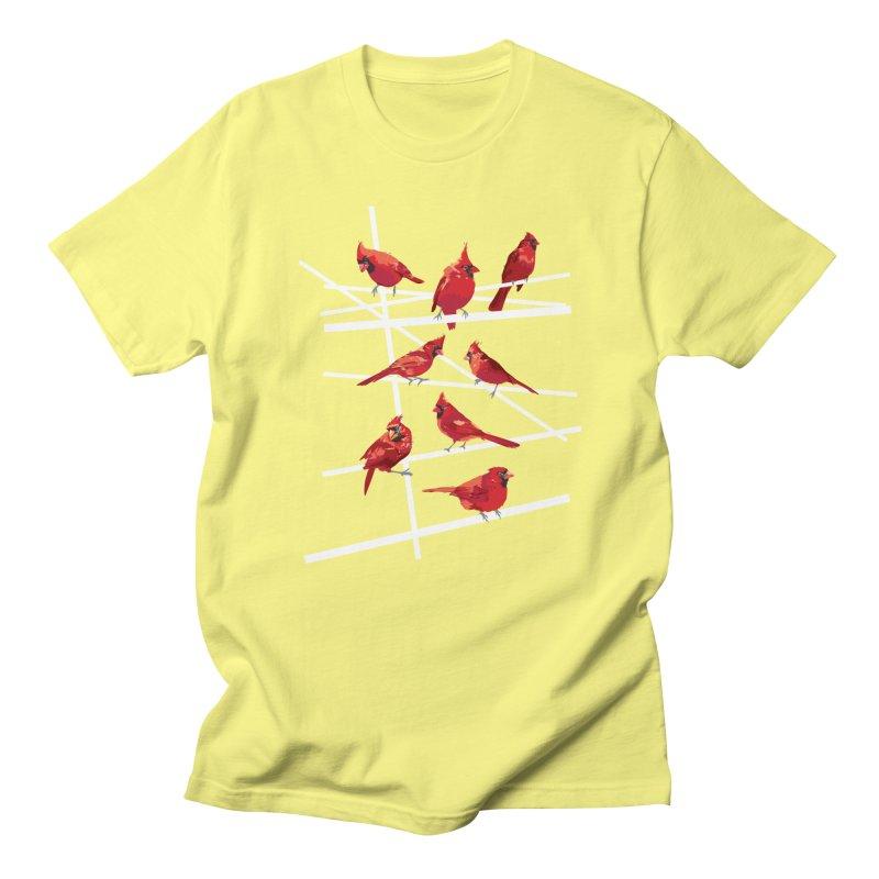 cardinal collection #1 Women's T-Shirt by upso's Artist Shop