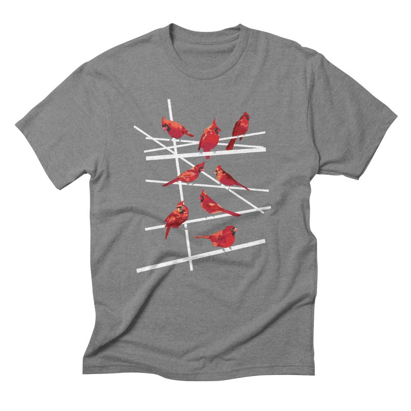 cardinal collection #1 Men's T-Shirt by upso's Artist Shop