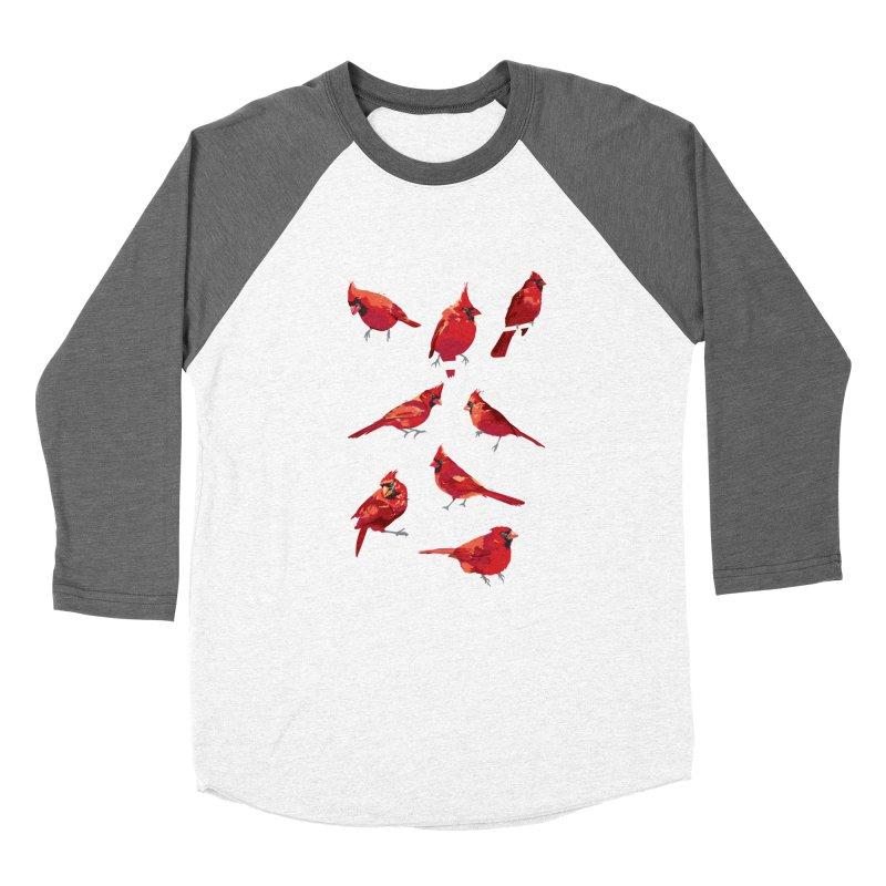 cardinal collection #1 Women's Longsleeve T-Shirt by upso's Artist Shop