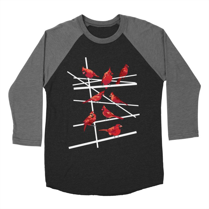 cardinal collection #1 Women's Longsleeve T-Shirt by upso's Artist Shop