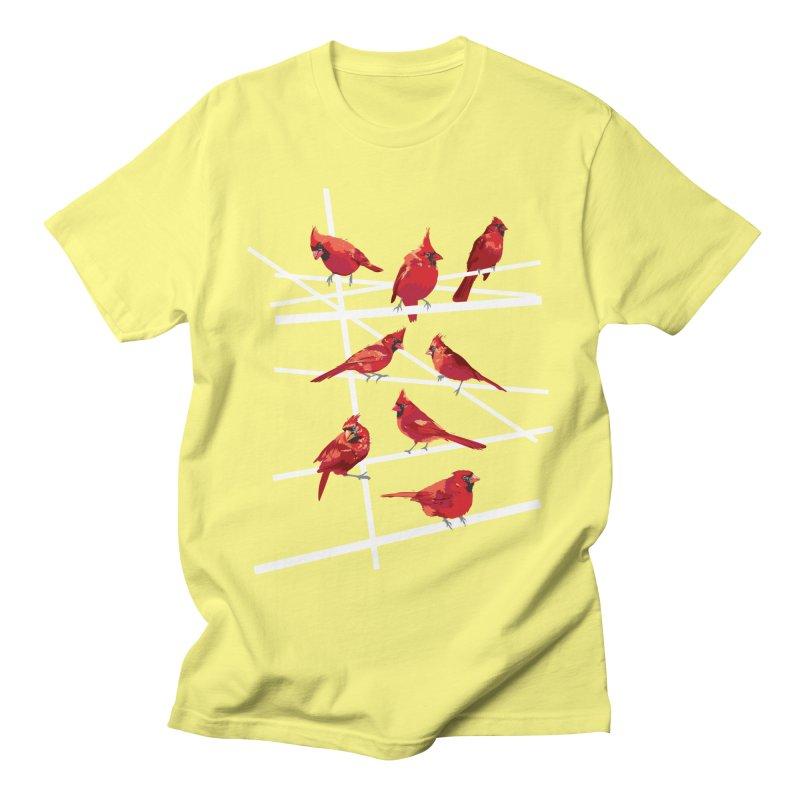 cardinal collection #1 Women's Regular Unisex T-Shirt by upso's Artist Shop