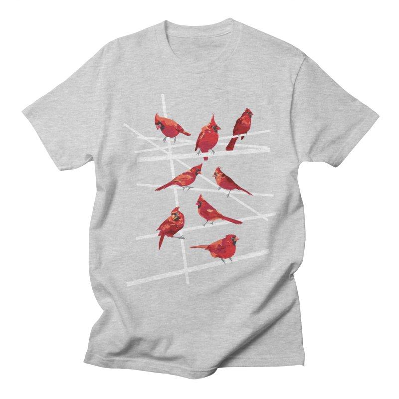 cardinal collection #1 Men's Regular T-Shirt by upso's Artist Shop