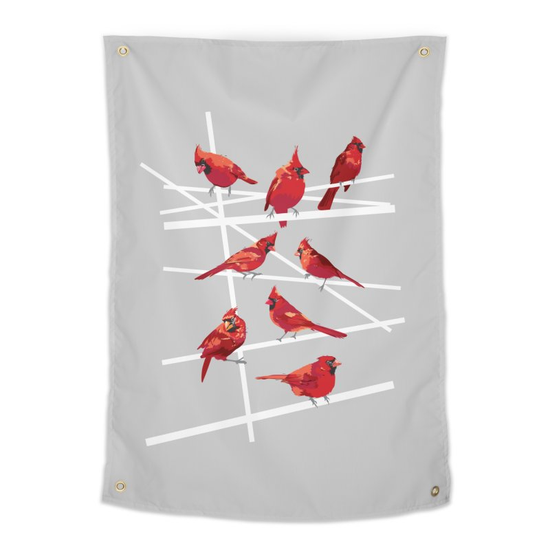 cardinal collection #1 Home Tapestry by upso's Artist Shop
