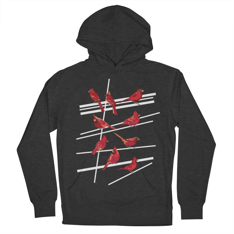 even more cardinals Women's Pullover Hoody by upso's Artist Shop