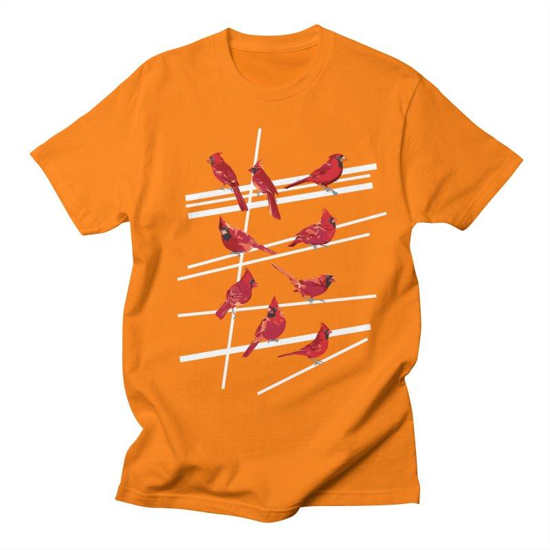even more cardinals Men's Regular T-Shirt by upso's Artist Shop