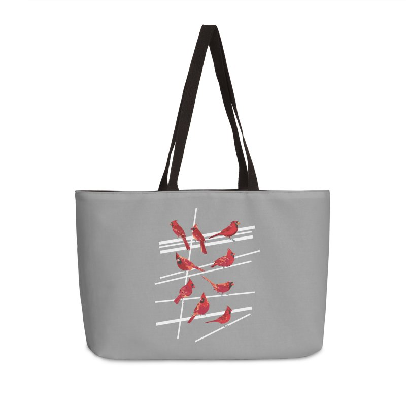 even more cardinals Accessories Bag by upso's Artist Shop