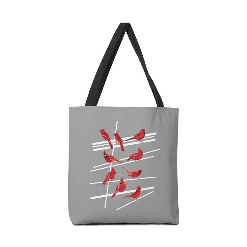 even more cardinals Accessories Tote Bag Bag by upso's Artist Shop
