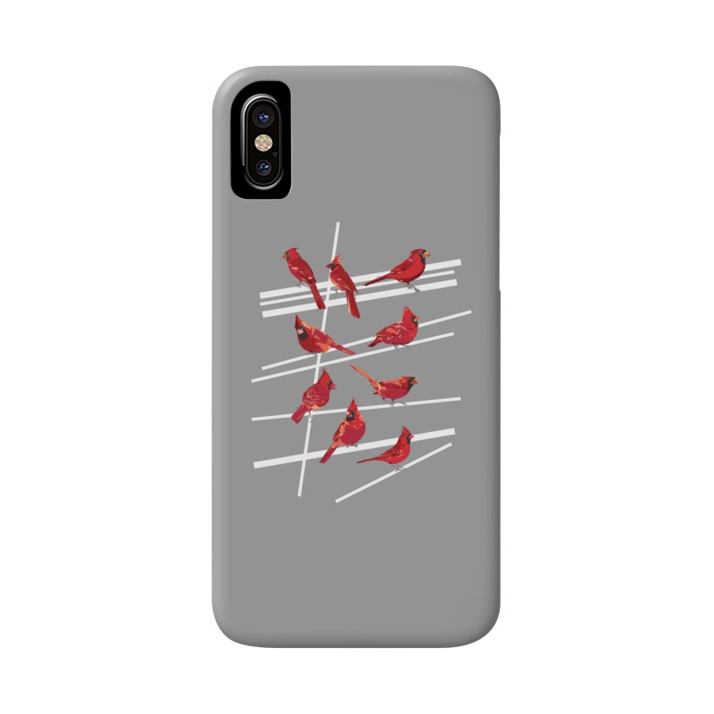 even more cardinals Accessories Phone Case by upso's Artist Shop
