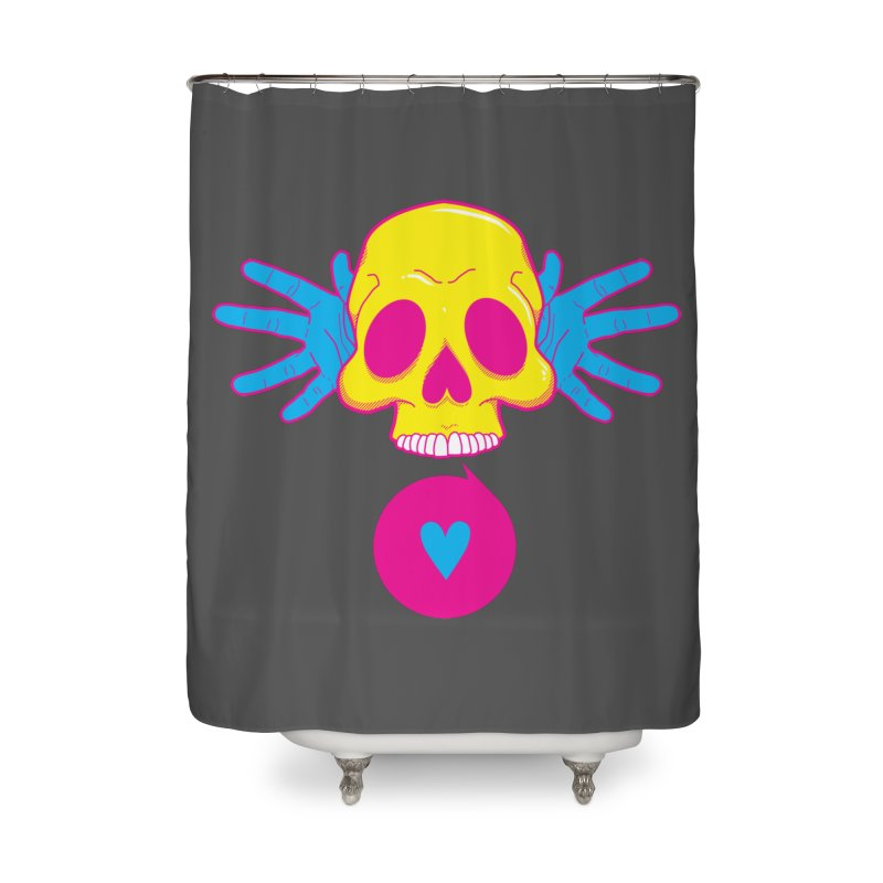 """""""Classic"""" Upso Home Shower Curtain by UPSO!"""