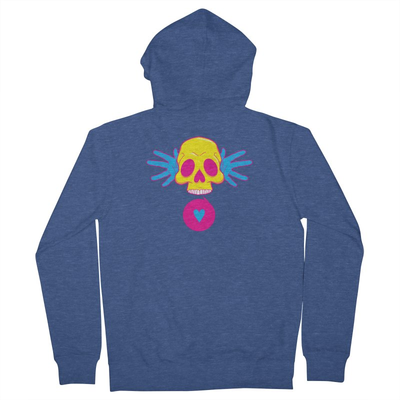 """Classic"" Upso Women's French Terry Zip-Up Hoody by upso's Artist Shop"