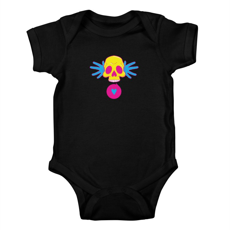 """Classic"" Upso Kids Baby Bodysuit by upso's Artist Shop"