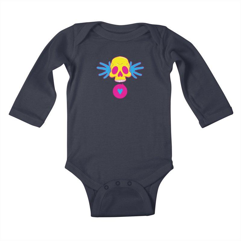 """Classic"" Upso Kids Baby Longsleeve Bodysuit by upso's Artist Shop"