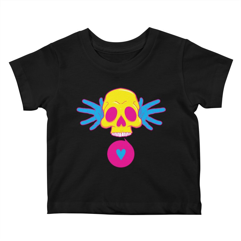 """Classic"" Upso Kids Baby T-Shirt by upso's Artist Shop"