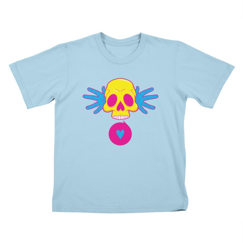 """Classic"" Upso Kids T-Shirt by upso's Artist Shop"