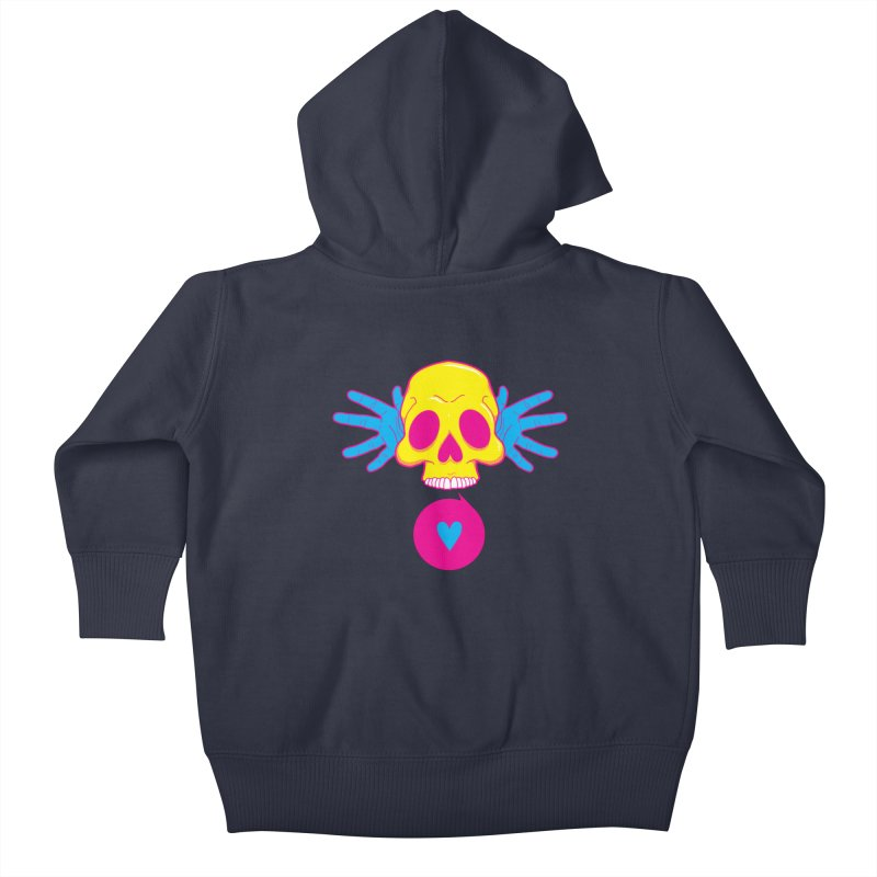 """Classic"" Upso Kids Baby Zip-Up Hoody by upso's Artist Shop"