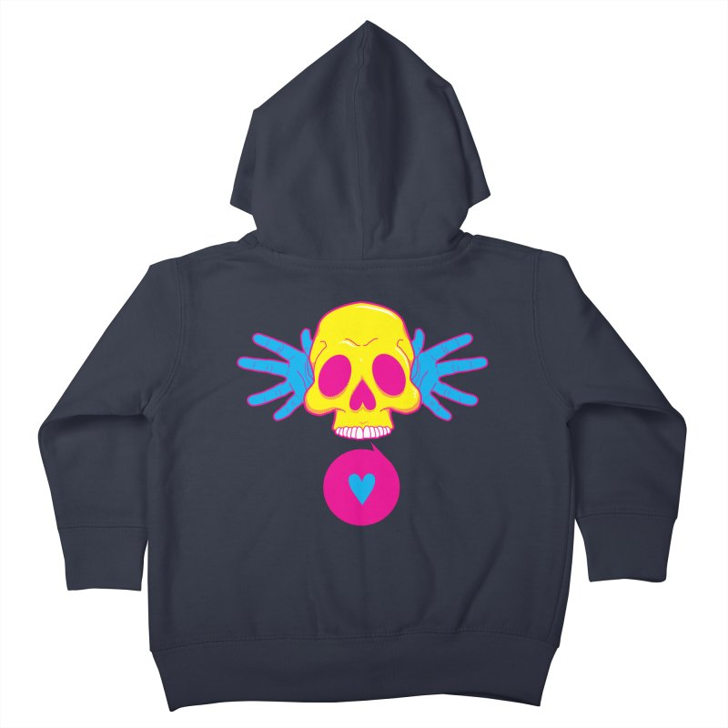 """Classic"" Upso Kids Toddler Zip-Up Hoody by upso's Artist Shop"