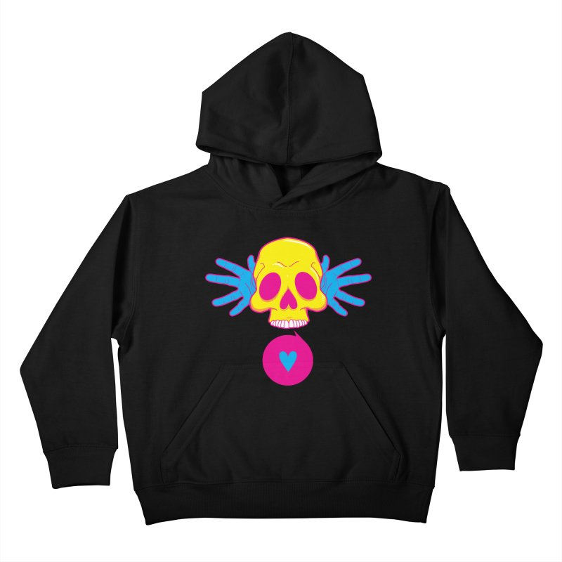 """Classic"" Upso Kids Pullover Hoody by upso's Artist Shop"