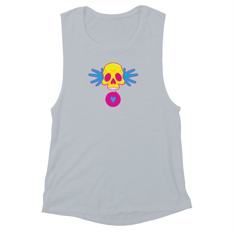 """Classic"" Upso Women's Muscle Tank by upso's Artist Shop"