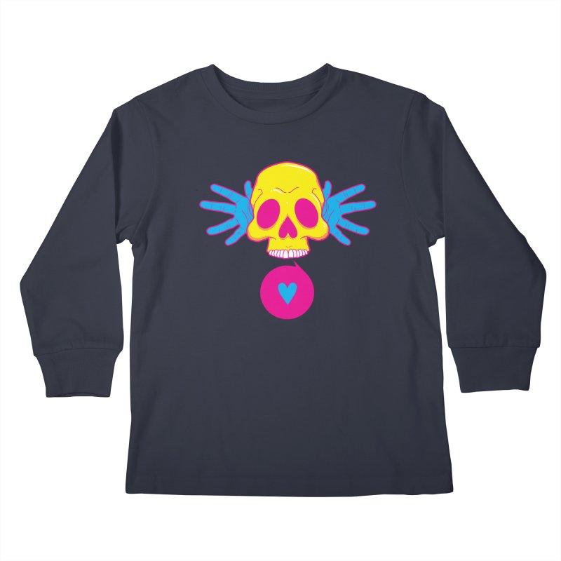 """Classic"" Upso Kids Longsleeve T-Shirt by upso's Artist Shop"