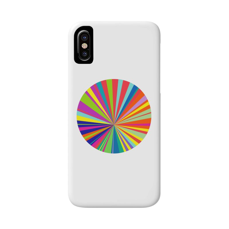 color wheel Accessories Phone Case by upso's Artist Shop