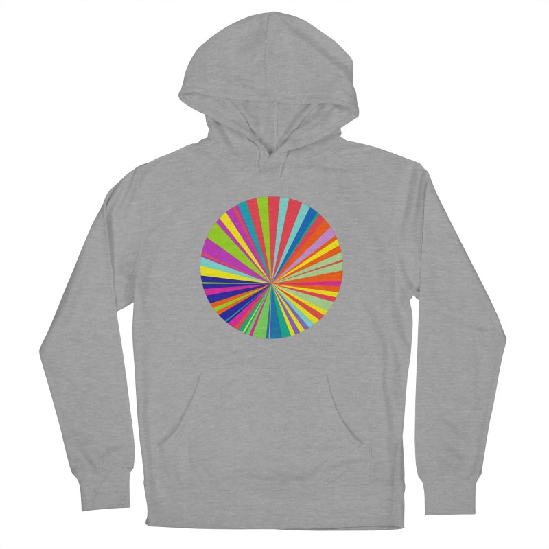color wheel Women's Pullover Hoody by upso's Artist Shop