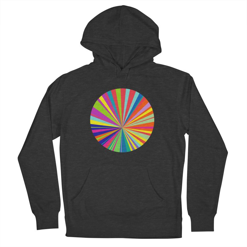 color wheel Men's Pullover Hoody by upso's Artist Shop