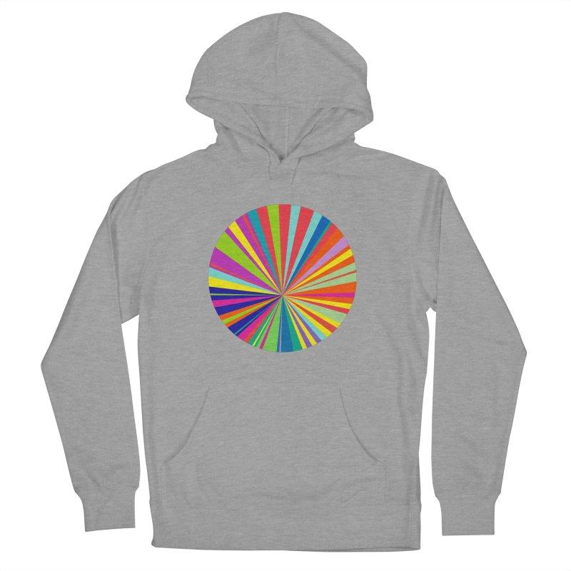 color wheel Men's Pullover Hoody by upso's Artist Shop
