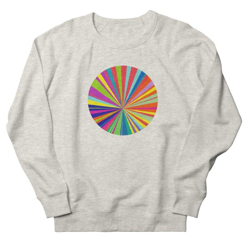 color wheel Men's Sweatshirt by upso's Artist Shop