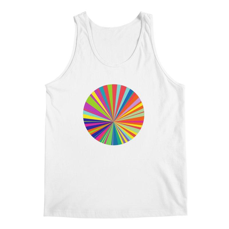 color wheel Men's Tank by upso's Artist Shop