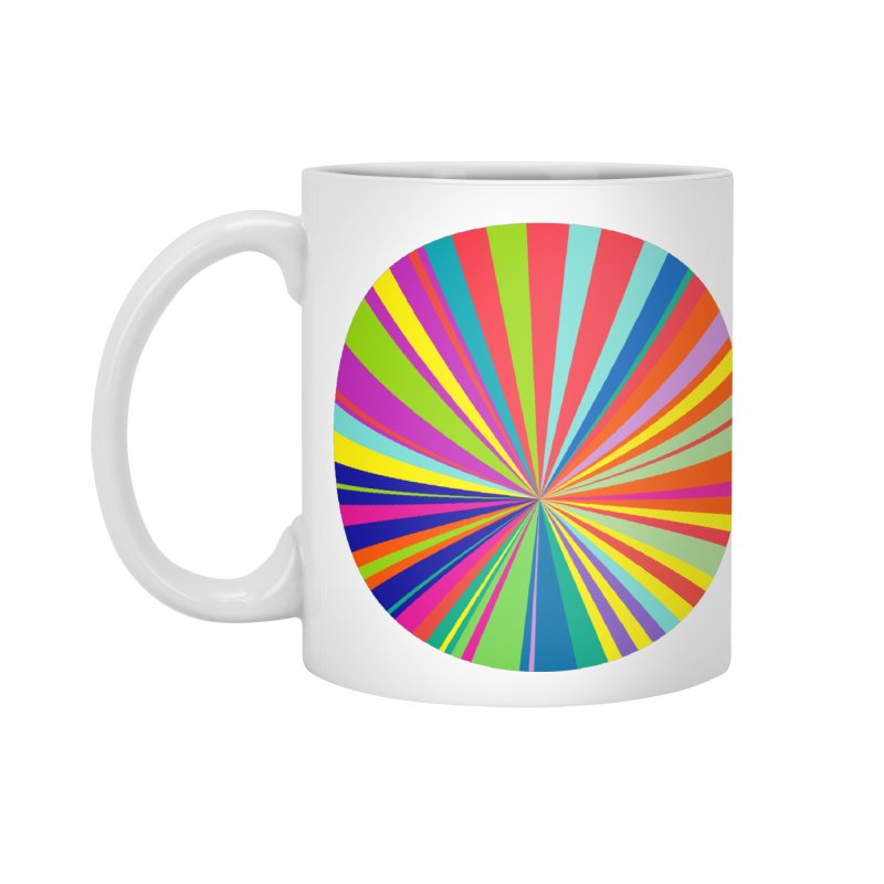 color wheel Accessories Standard Mug by upso's Artist Shop