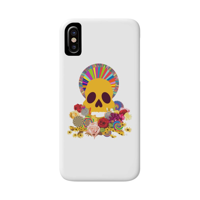 you're going to die Accessories Phone Case by upso's Artist Shop